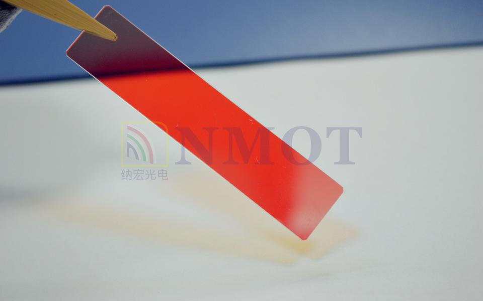 美容嫩肤仪器用LP690nm长波通滤光片