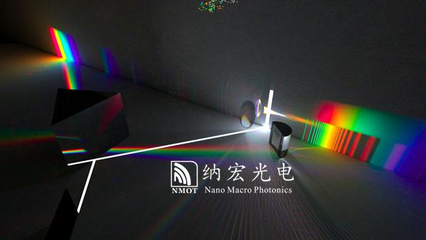 滤光片的作用和原理图