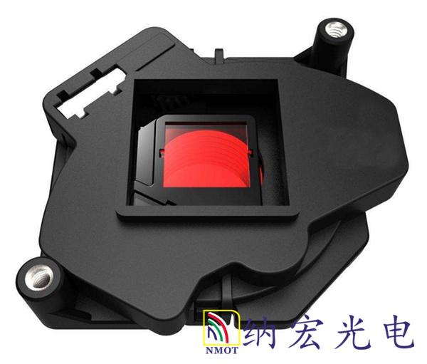 切换器上面的红外截止滤光片