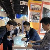 深圳纳宏光电亮相2018法兰克福光学技术展