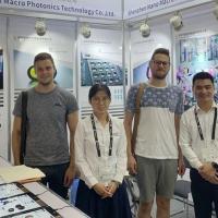 2019深圳纳宏光电德国慕尼黑国际光电技术博览会落幕